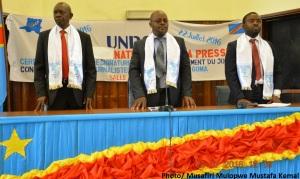 36ème journée nationale de la presse Congolaise à Goma